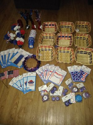 Forth of July stuff for Sale in Bloomington, CA