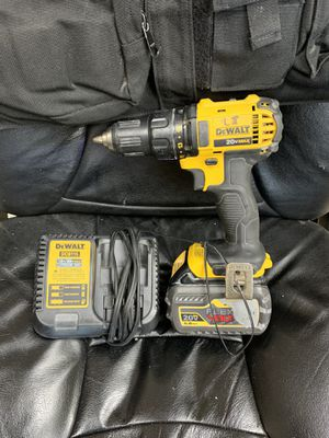 Dewalt still with 60v battery and charger for Sale in Tampa, FL