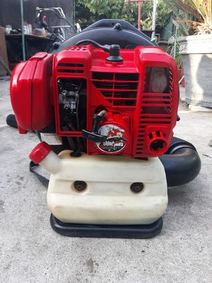 Shidaiwa commercial left blower for Sale in Paramount, CA