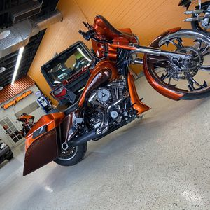 2012 Harley Davidson Electra Glide Big Wheel for Sale in Tempe, AZ