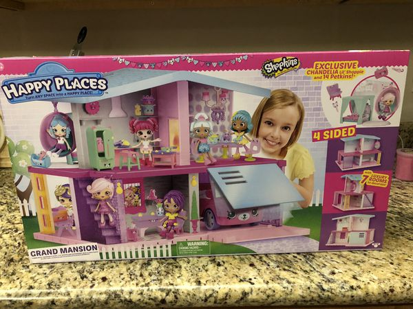 Shopkins Shopkins Happy Place Grand Mansion - Brand New