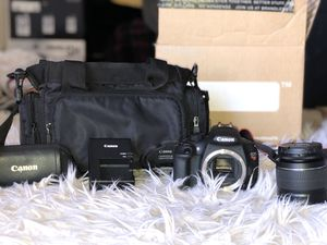 Canon eos rebel t5 for Sale in Herndon, VA