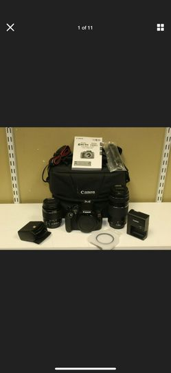 Canon Eos Rebel T6 for Sale in Hollywood,  FL