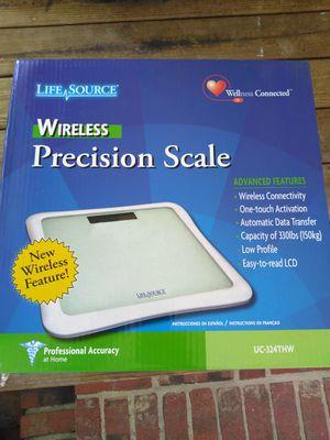 Precession Bluetooth Scale for Sale in Lithia Springs, GA
