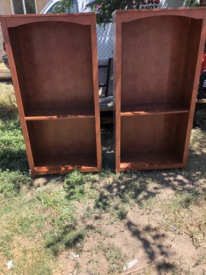 2 nice big shelves for Sale in Fresno, CA