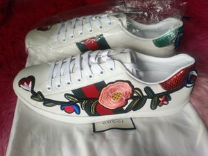 Gucci .what's your size ? you can leave you Number if interested for Sale in Riverdale Park, MD