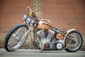 Penny the HoodRat (Harley Davidson) for Sale in Cleveland, OH