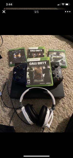 Xbox one X Bundle for Sale in Stickney, IL