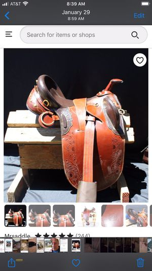 "Australian saddle 17"" for Sale in Lexington, KY"