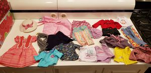 American girl doll item $10 and outfit $5 any one piece for Sale in Downers Grove, IL