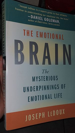 The Emotional Brain- Joseph Ledoux for Sale in Bell, CA