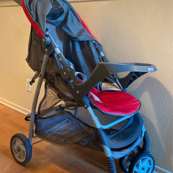 Grace Stroller With Car Seat
