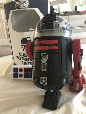 Star Wars Galaxy's Edge Custom Built Astromech R-Series R2-D2 - Personality Chip for Sale in Brooklyn, NY