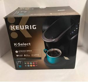 Band new NEVER Open Keurig K-Select for Sale in Oklahoma City, OK