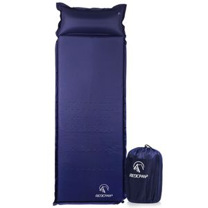 REDCAMP Self Inflating Sleeping Pad with Attached Pillow for Sale in Montclair, CA