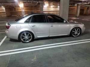 05 audi s4 with 6 speed manual and 4.2l v8 for Sale in Issaquah, WA