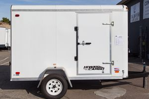Brand New Carson Enclosed Cargo Trailers Starting at $2600 in Oceanside! for Sale in Oceanside, CA