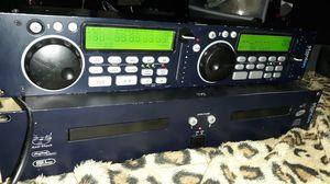 Stanton 2 CD/mp3 DJ EQUIPMENT for Sale in Glendale, AZ