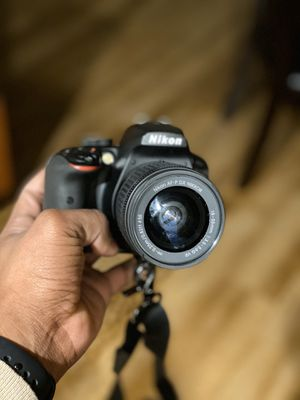 Nikon 3400 series . Rarely used. Hasn't been touched in months. Comes with all accessories! Name your price for Sale in Tacoma, WA