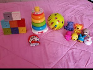 Baby toys lot for Sale in Lehigh Acres, FL
