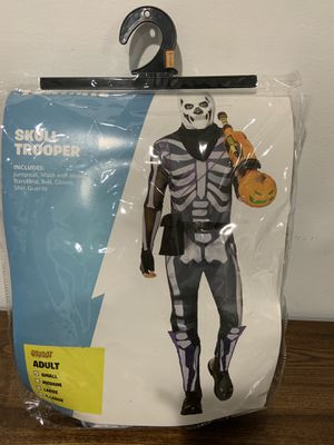 Fortnite skull trooper costume for Sale in Middleway, WV