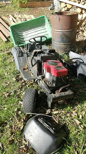 Craftsman tractor 4 parts for Sale in Tacoma, WA