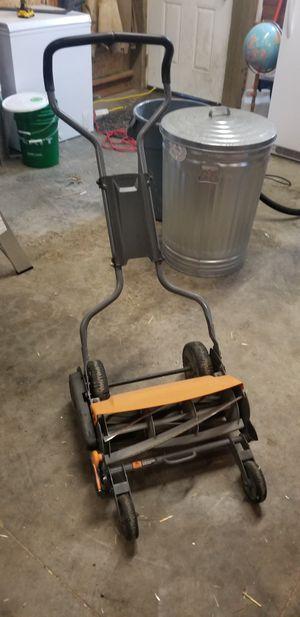 Reel lawn mower for Sale in Spokane, WA
