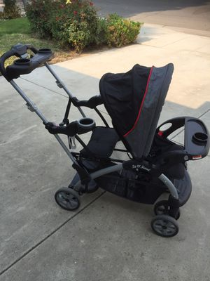 NEW Double stroller for Sale in Fresno, CA