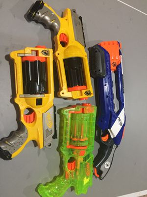 Nerf guns for Sale in Lewisburg, PA