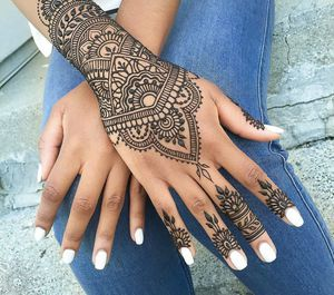Henna design brand new for Sale in Spring, TX