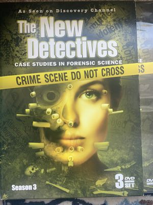 The New Detectives (DVDs) for Sale in Martinez, CA