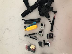 GoPro 3, GoPro 3+ and Accessories for Sale in Denver, CO