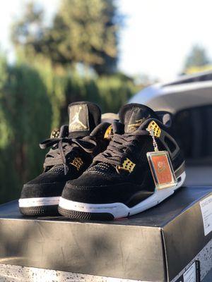 Retro 4 Royalty Size 12 Jordan 4 for Sale in Menlo Park, CA