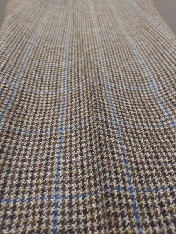 J Crew Ludlow Slim Woolen Checkered Suit Pants 34×34