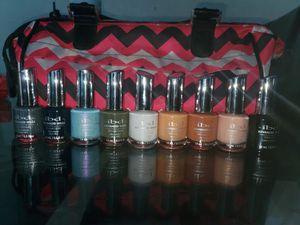 IBD nail polish for Sale in Dallas, TX