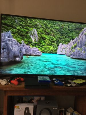 "55"" 4K smart tv for Sale in Germantown, MD"