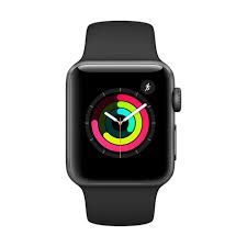 Apple Watch 3 for sale! No damage to the screen, small scratch on the band. Barely worn. Comes with charger. for Sale in Alexandria, VA