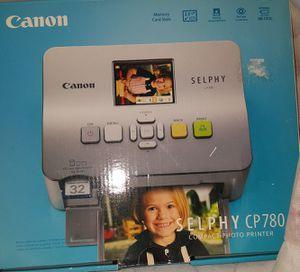 Canon compact photo printer for Sale in Detroit, MI