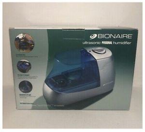 Bionaire Ultrasonic Cool Mist Portable Humidifier Model BU498 Blue for Sale in Orem, UT