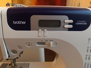 New Brother Sewing Computer machine (CS-6000i) for Sale in Beverly Hills, CA