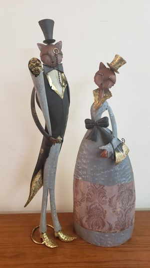 Antique Decor: Mr. & Mrs. Fox for Sale in Washington, DC
