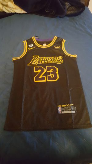LAKERS LEBRON JERSEYS for Sale in Commerce, CA