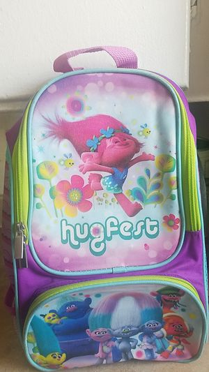 Trolls back pack for Sale in Covina, CA