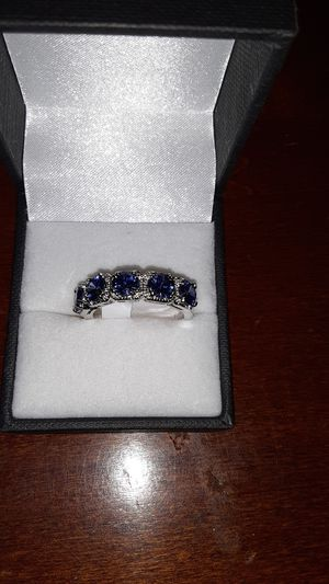 Blue ring for Sale in Clarksville, TN