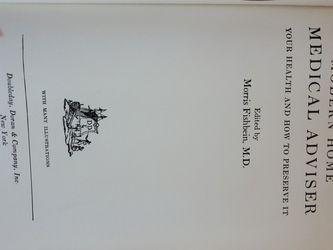 Modern Home Medical Advisor Book for Sale in Bolingbrook,  IL
