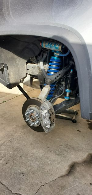 2017-2020 Colorado Zr2 King shocks front and rear shocks for Sale in Anaheim, CA