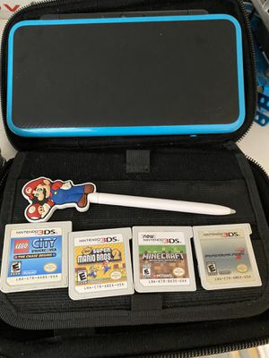 Nintendo DS with games! for Sale in Highland, CA