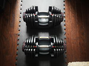 Bowflex 1090 Dumbbells Gym for Sale in Morrisville, PA