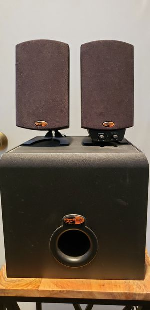 Klipsch Speakers with Subwoofer for Sale in San Diego, CA