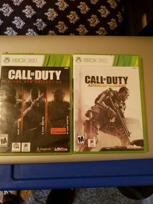 Xbox 360 games for Sale in San Antonio, TX